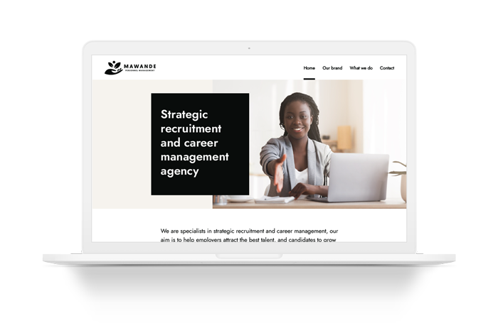 Mawande WordPress Web Design