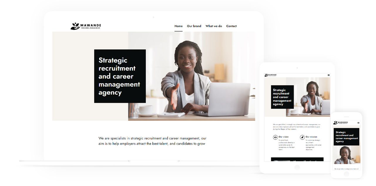 WordPress website design company and eCommerce web developers based in Cape Town, South Africa.