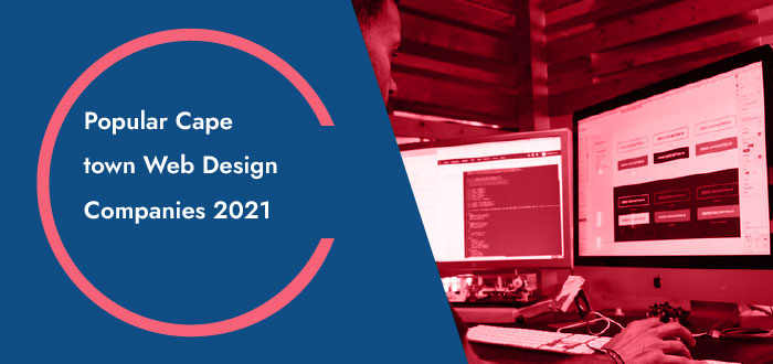 Popular Cape town Web Design Companies 2021